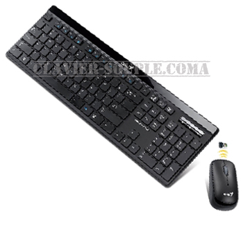 clavier slimstar sans fil windows