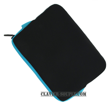 sacoche reversible neoprene pc portable